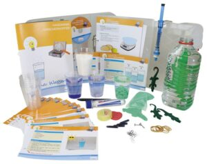 Forscherkoffer Wasser vom ALS-Verlag