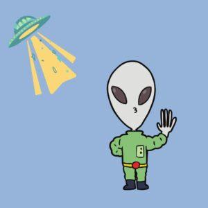 Bild für Kinder sagen Weltraum 1