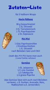 Rezepte für veganen Beitrag 1Infografik 1